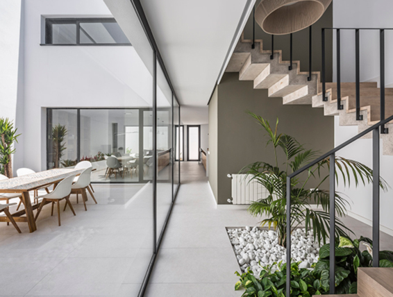 casa patio valencia 1