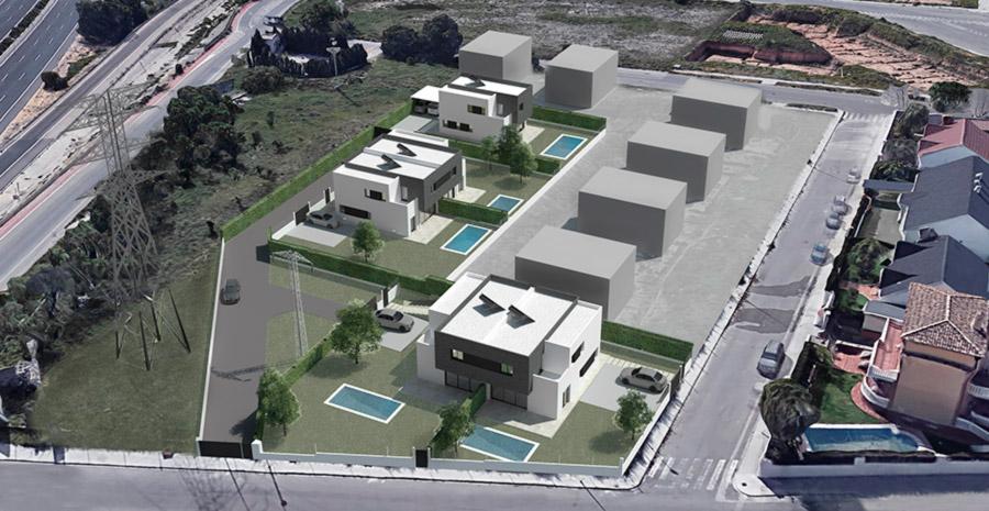 Colinas San Antonio Benageber vivienda 4