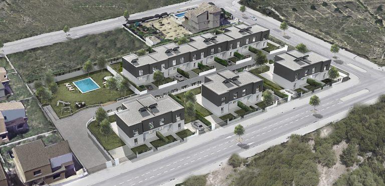 Arquitecto San Antonio Benageber