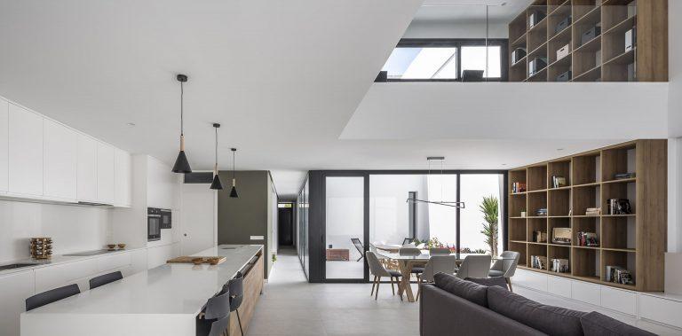 Casa patio en Valencia