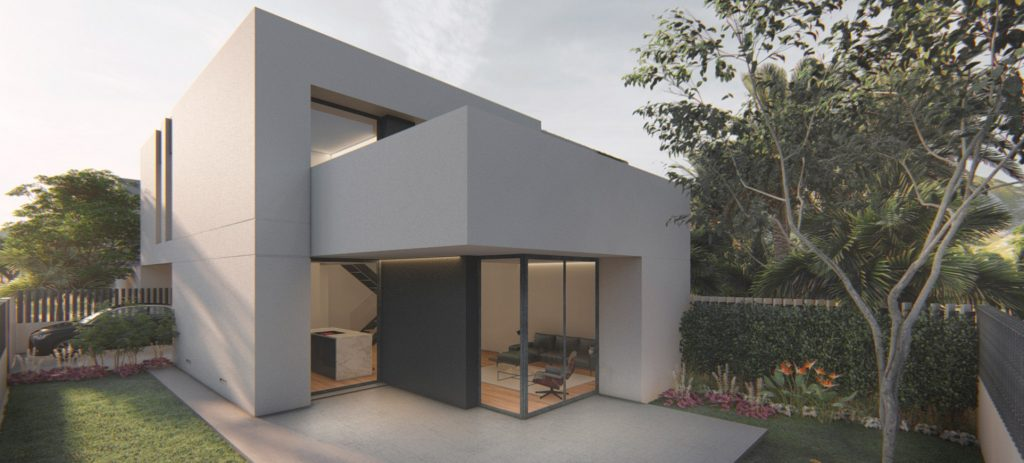 Casa esquina Valencia